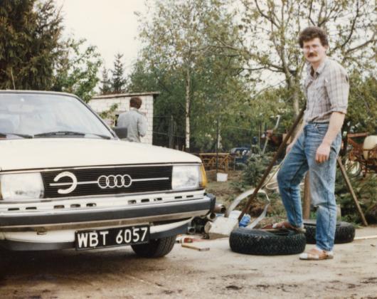 Gniotpol produkty - o nas 1989 rok