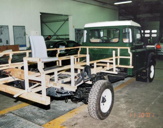 Gniotpol produkty - o nas 2001 rok