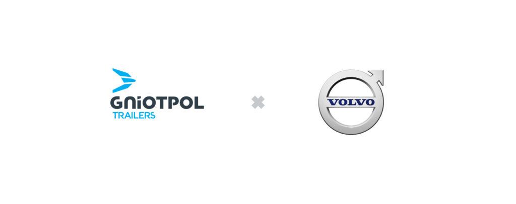 Współpraca Gniotpol Trailers i Volvo Trucks